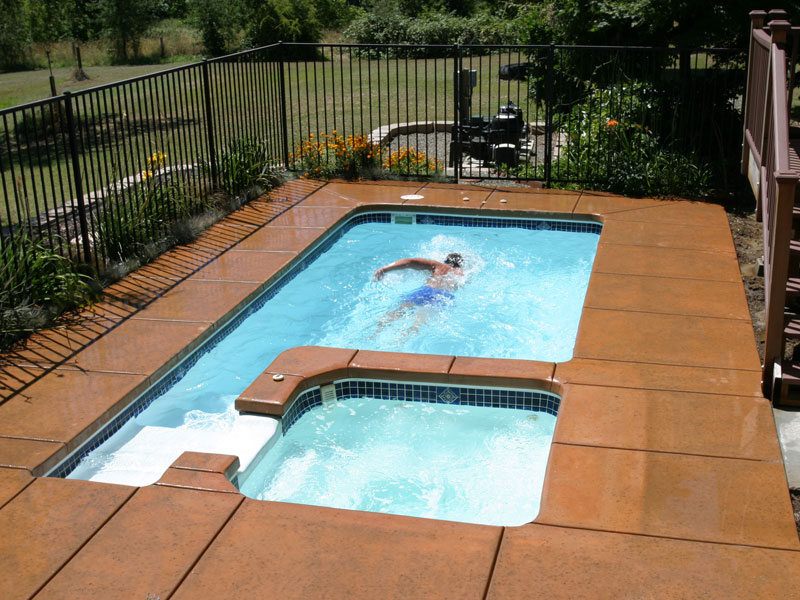 Clearwater pools hydrozone exercise pools inground pool for Pool design louisville ky